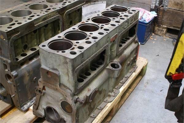 άλλο ειδικό όχημα DAF 615 BLOCK για μπλοκ κυλίνδρων DAF 615 BLOCK