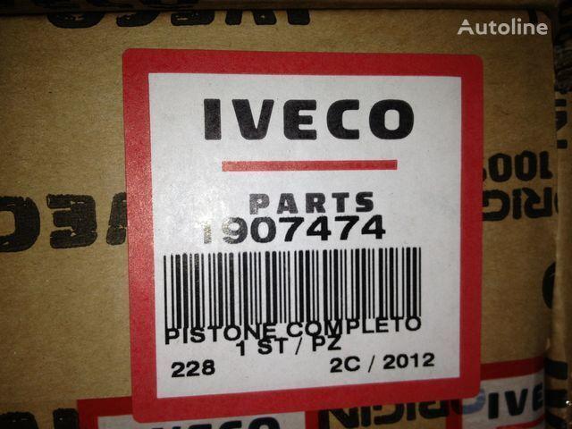 φορτηγό IVECO EUROTRAKKER E37 για έμβολο  IVECO Class B - Diameter 137