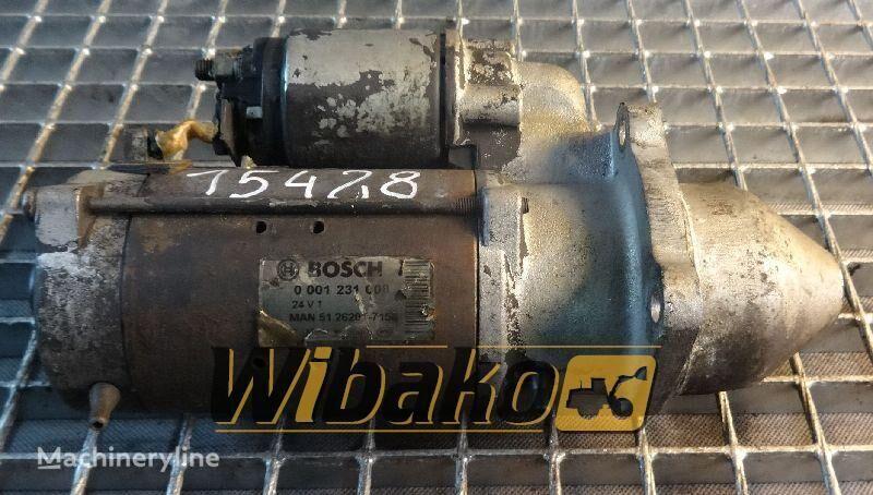 άλλο ειδικό όχημα 0001231008 για μίζα  Starter Bosch 0001231008