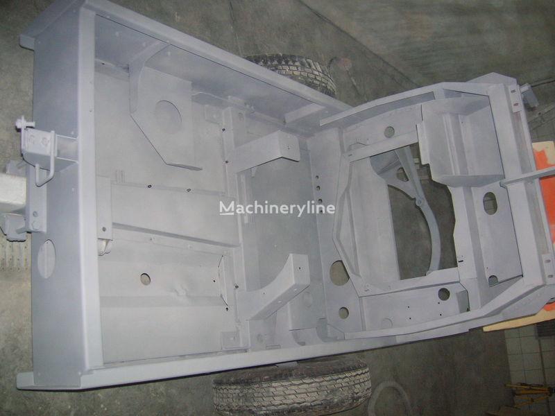 άλλο ειδικό όχημα PUTZMEISTER  M740/3 για πλαίσιο PUTZMEISTER