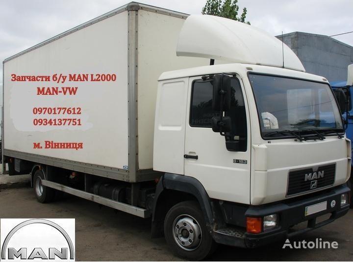 φορτηγό MAN L2000 για πλήμνη τροχού  Man L2000 Stupicy Perednie Zadnie s podshypnikami.