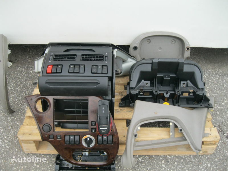 τράκτορας DAF XF 105 για πίνακας οργάνων DAF