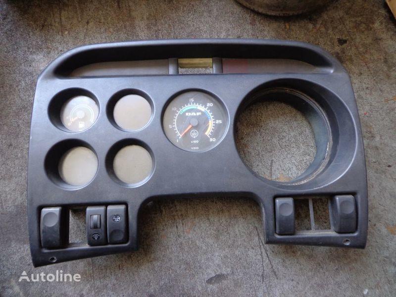 ελκυστήρας DAF XF για πίνακας οργάνων