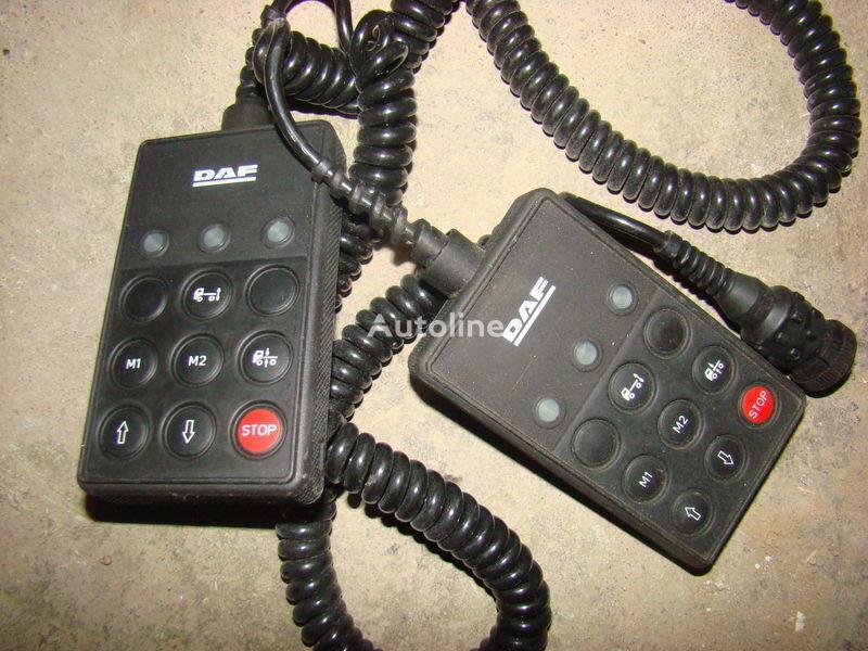 τράκτορας DAF 105XF για πίνακας οργάνων DAF remote control ECAS 1337230; 4460561290, 1657854, 1659760,