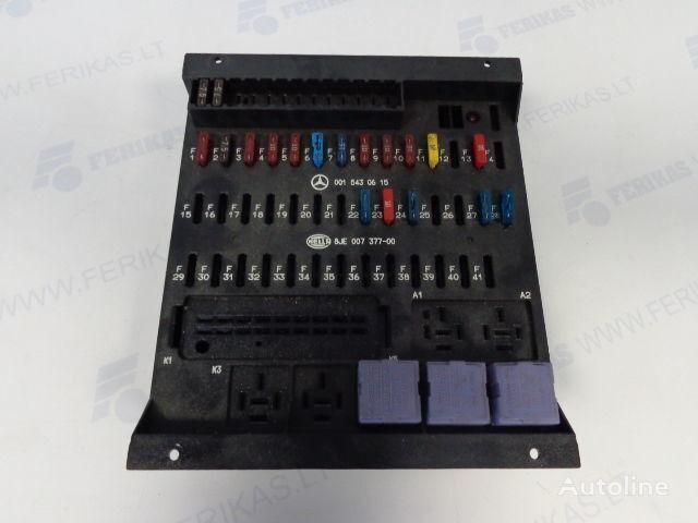 τράκτορας MERCEDES-BENZ για πίνακας προστασίας MERCEDES-BENZ protection fuse box 0015430615,0015433115,8JE007377-01,8JE007377