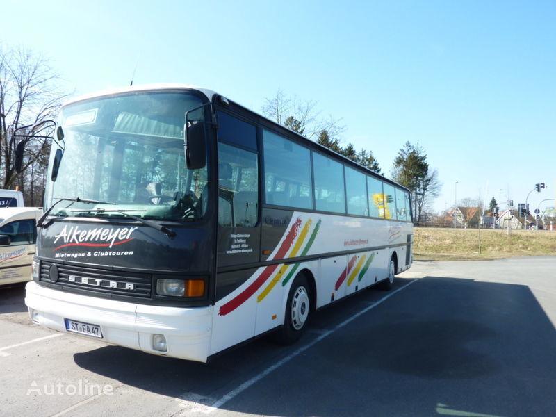 λεωφορείο SETRA 215 για προβολέας