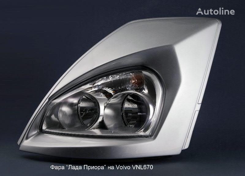 καινούριο ελκυστήρας VOLVO VNL 670 για προβολέας  fary Volvo VNL 670