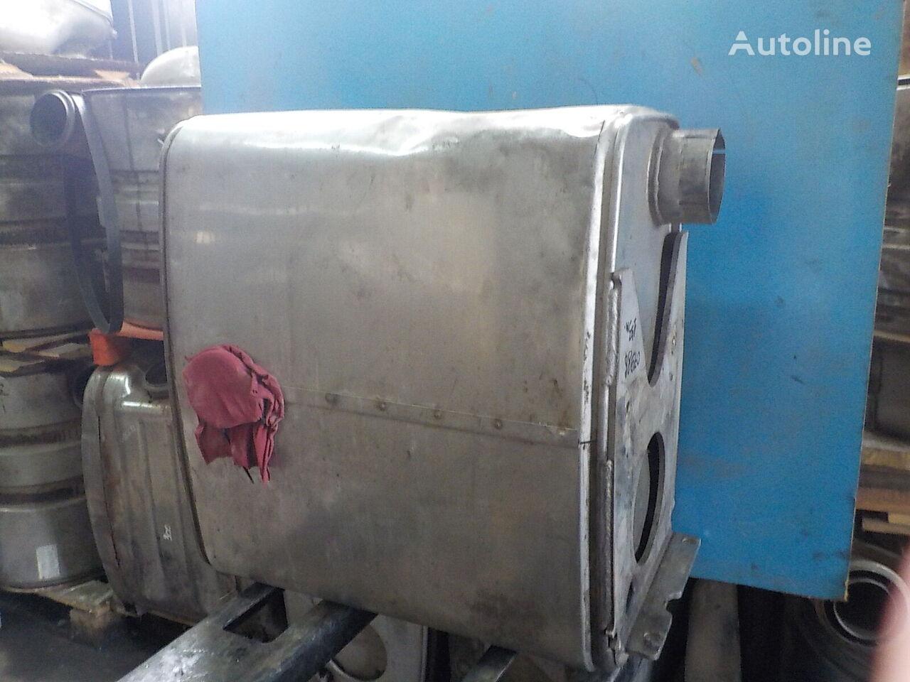 φορτηγό για σιγαστήρας  s katalizatorom MAN