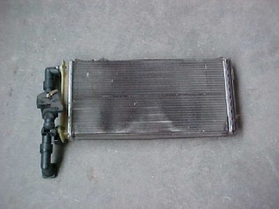 φορτηγό DAF Kachelradiator XF για σώμα καλοριφέρ DAF Kachelradiator
