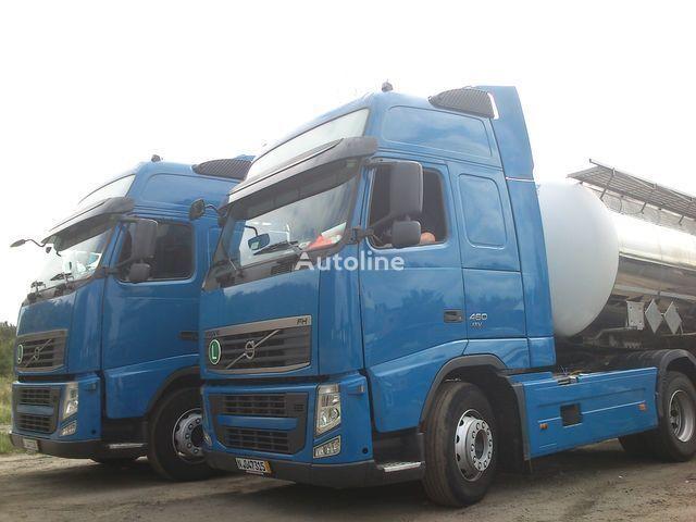 καινούριο ελκυστήρας VOLVO FH XL για σπόιλερ  MULTI-PLAST Volvo FH XL spoilery zabudowy owiewki między osiowe międzyosiowe osłony