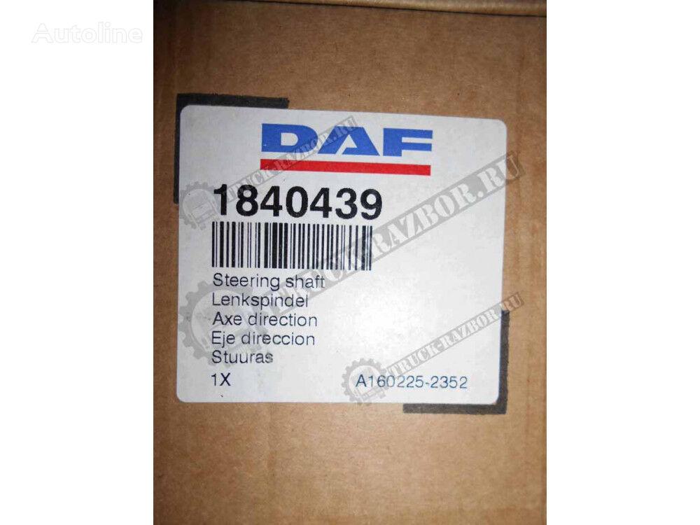τράκτορας DAF για σύστημα οδήγησης τύπου κρεμαγέρας DAF