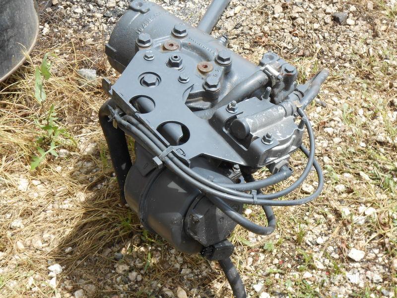 φορτηγό IVECO TRAKKER AD/AT για σύστημα πηδαλιουχίας  NR. 8099955612 IVECO TRAKKER 2/3/4/Achser STRALIS 2/3/4 Achser