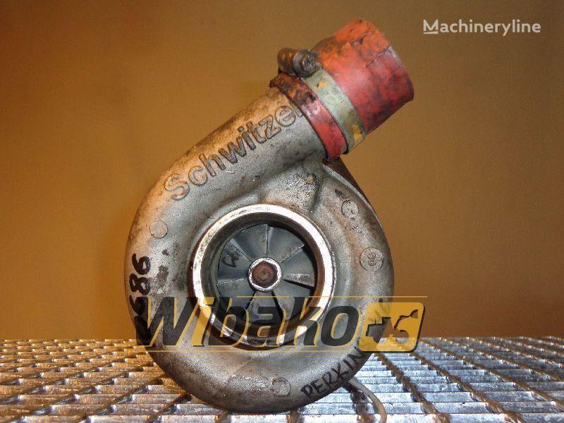 άλλο ειδικό όχημα 2674A154 (20H90-00260) για στροβιλοσυμπιεστής Turbocharger Schwitzer 2674A154