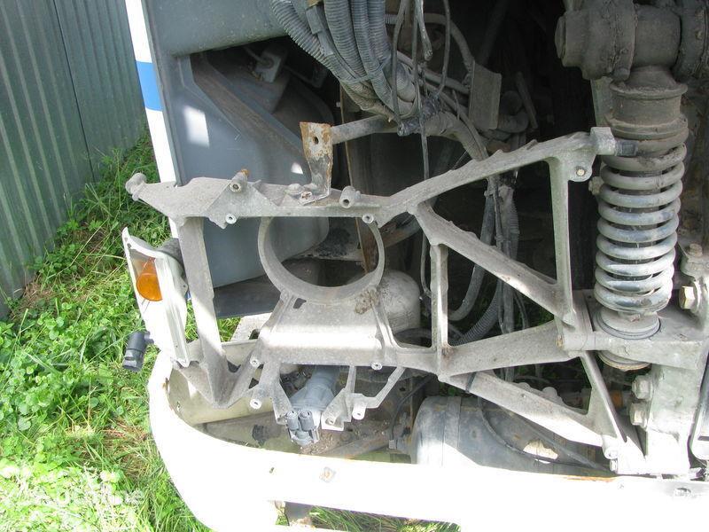 ελκυστήρας DAF για συνδετήρας  Kronshteyn fary