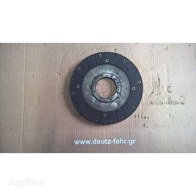 τρακτέρ DEUTZ-FAHR D 6206-6506-07 για τακάκι φρένου DEUTZ-FAHR ΔΙΣΚΟΣ