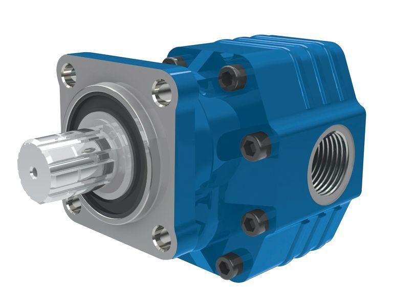 καινούρια τράκτορας για υδραυλική αντλία BINNOTTO Italiya ISO 82 l na 4 bolta.Gidravlika dlya samosvala