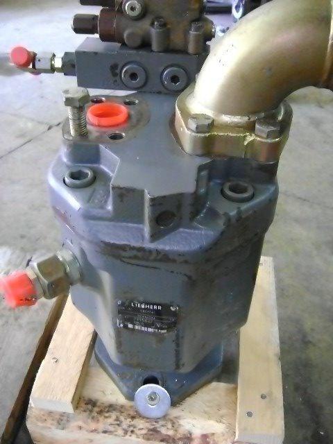 εκσκαφέας LIEBHERR 632 B για υδραυλική αντλία