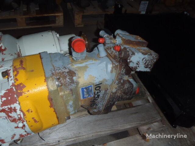 εκσκαφέας PAUS H2100 για υδραυλική αντλία PAUS AMES 510160AD4CK1A3