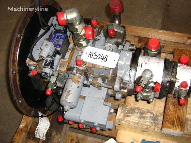άλλο ειδικό όχημα PAUS 2100H για υδραυλική αντλία PAUS SAUER 90R075