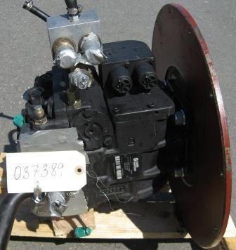 εμπρόσθιος τροχοφόρος φορτωτής MERLO για υδραυλική αντλία Sauer-Danfoss Hydrostatické čerpadlo