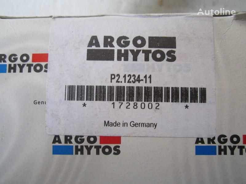 καινούριο εκσκαφέας για υδραυλικό φίλτρο Argo Hytos P2. 1234-11 Nimechchina