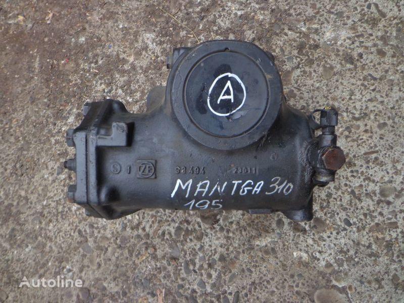 φορτηγό MAN TGA για υδραυλικός ενισχυτής MAN