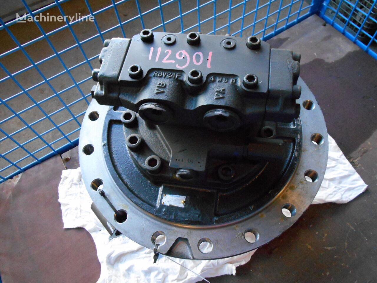 εκσκαφέας CASE CX330 για υδραυλικός κινητήρας CASE Nabtesco M3V290/170A