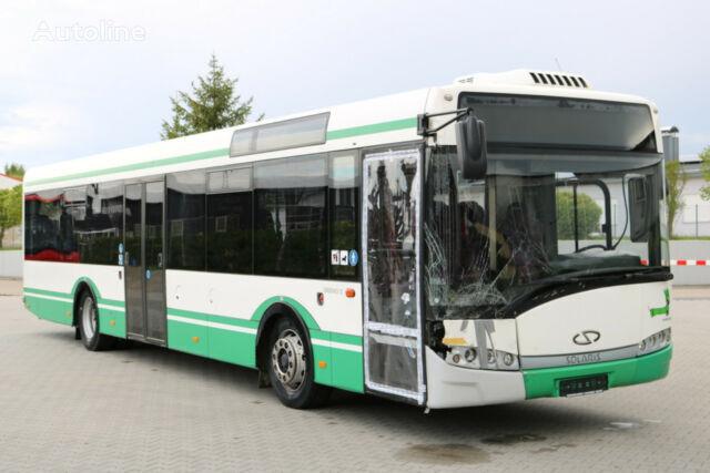 αστικό λεωφορείο SOLARIS Urbino 12 Fahrerklimaane/ Low Entry μετά απο τρακάρισμα