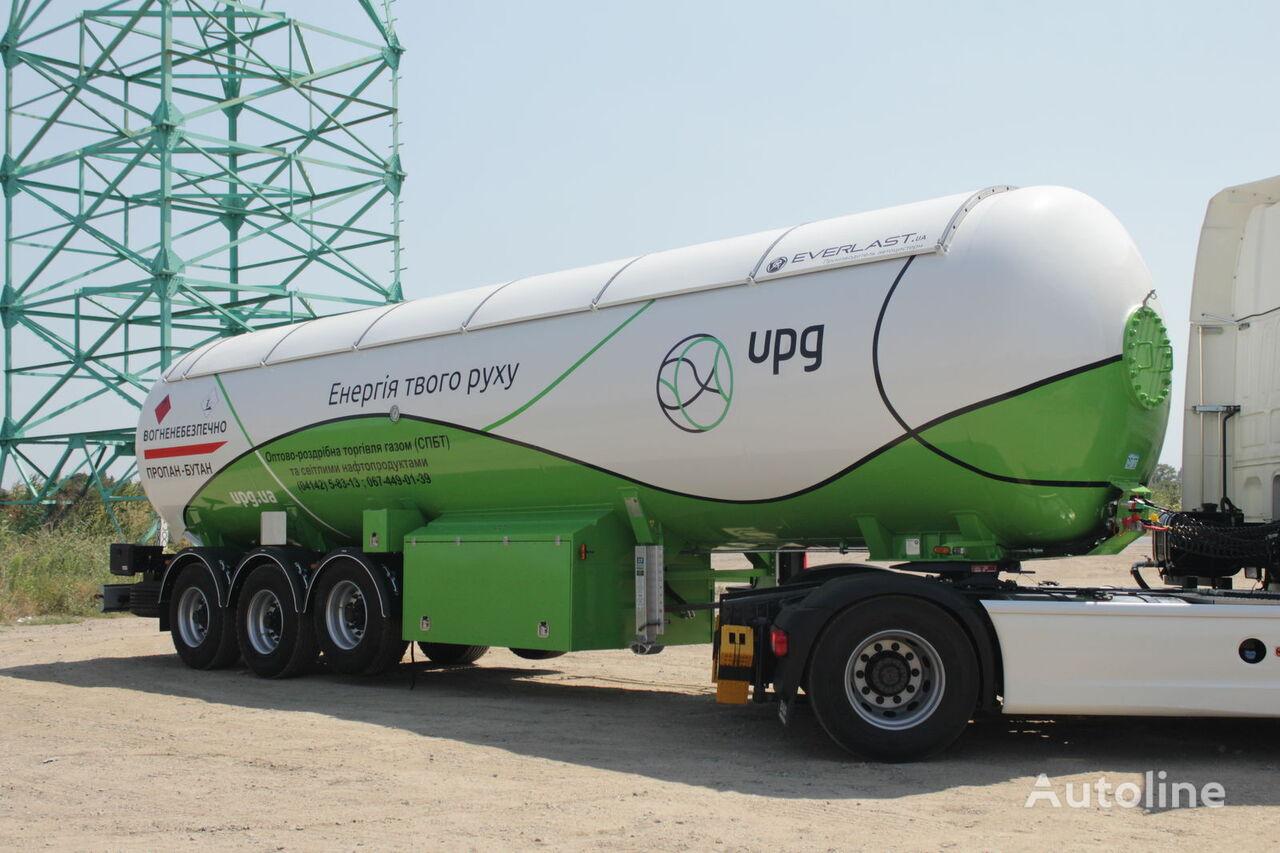 καινούρια δεξαμενή αερίου EVERLAST LPG