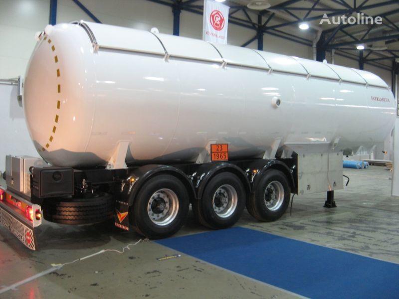 καινούρια δεξαμενή αερίου EVERLAST LPG-40