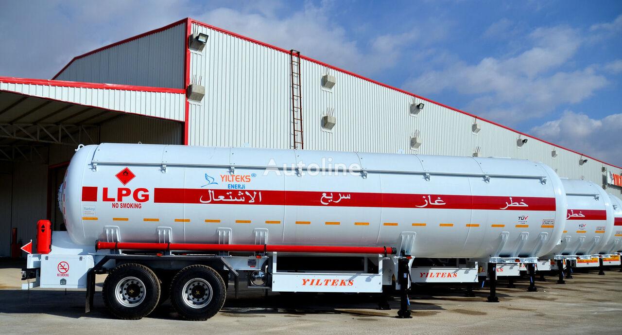 καινούρια δεξαμενή αερίου YILTEKS LPG Tank