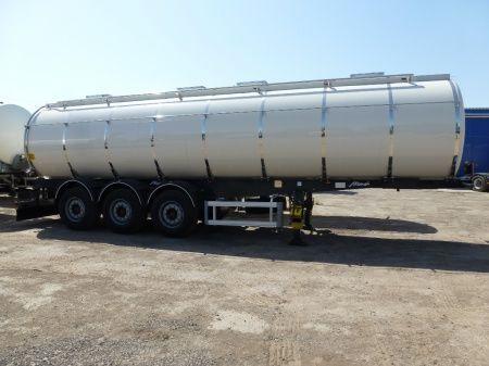 καινούρια δεξαμενή τροφίμων SANTI-MENCI pishchevaya cisterna SAF Modul OFF-Road SANTI-MENCI