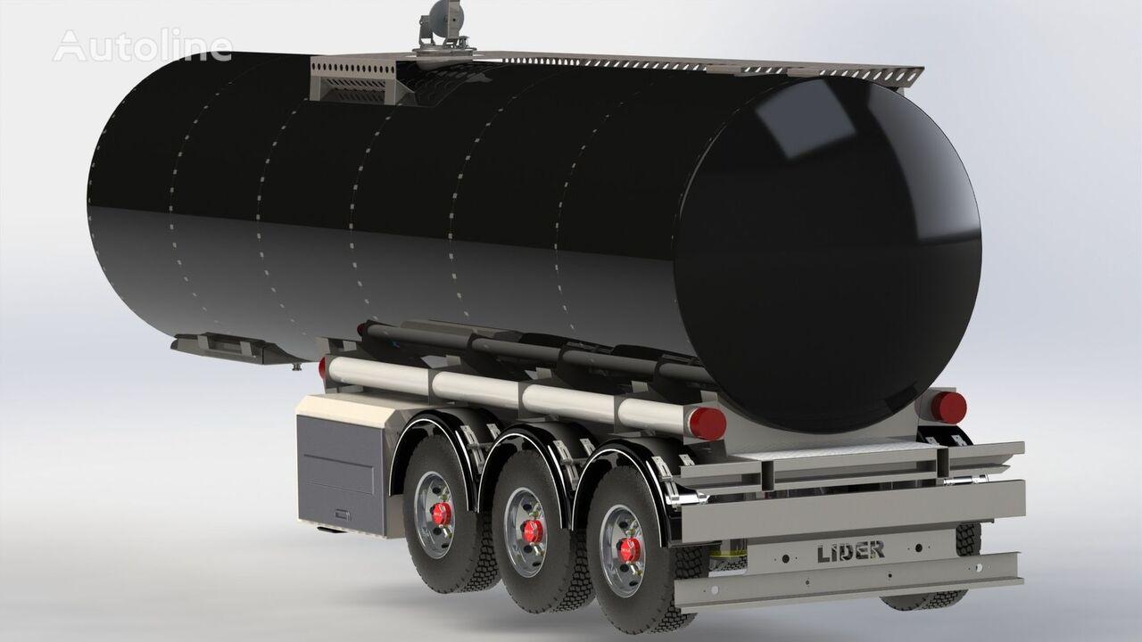 δεξαμενή υγρών καυσίμων LIDER 2017 year directly from manufacturer compale stockny ready avail