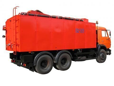αποφρακτικό μηχάνημα KAMAZ KO-564