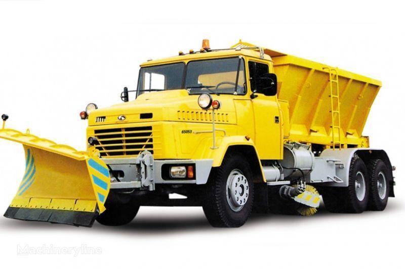 εκχιονιστικό KRAZ 65053 KDM-1522/1521