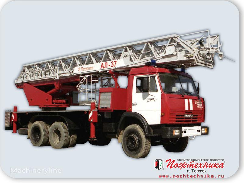πυροσβεστικό κλιμακοφόρο KAMAZ AL-37