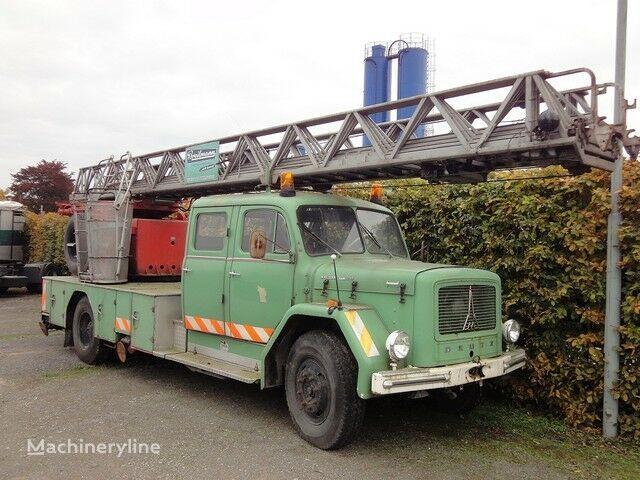 πυροσβεστικό κλιμακοφόρο MAGIRUS Deutz Drehleiter DL 30 KHD 150 PS Jupiter
