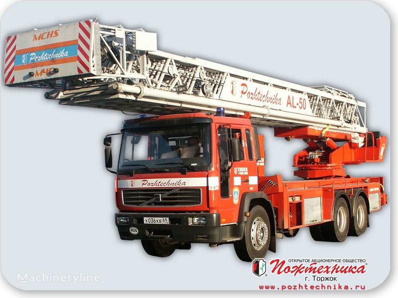 πυροσβεστικό κλιμακοφόρο VOLVO AL-50