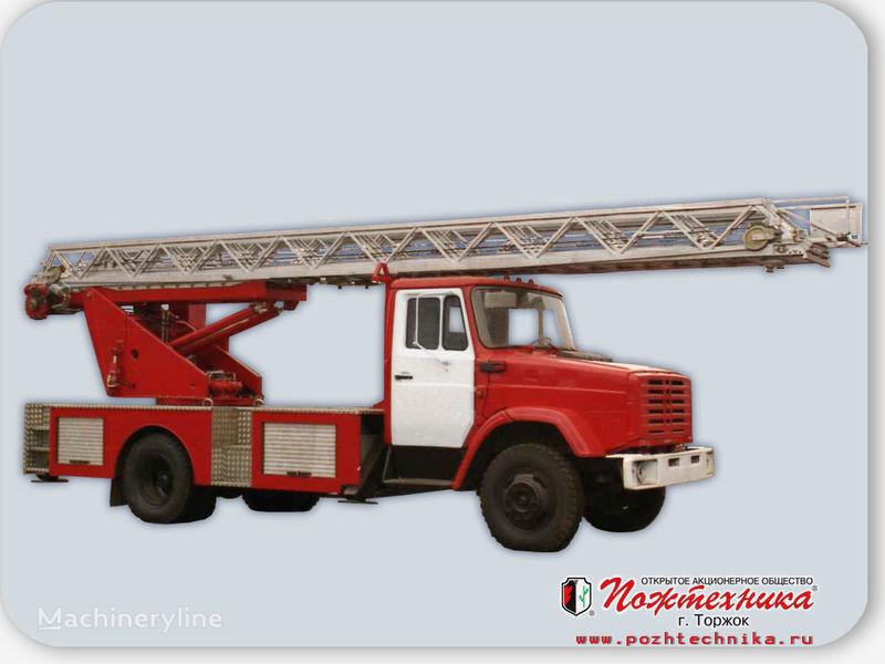 πυροσβεστικό κλιμακοφόρο ZIL AL-31