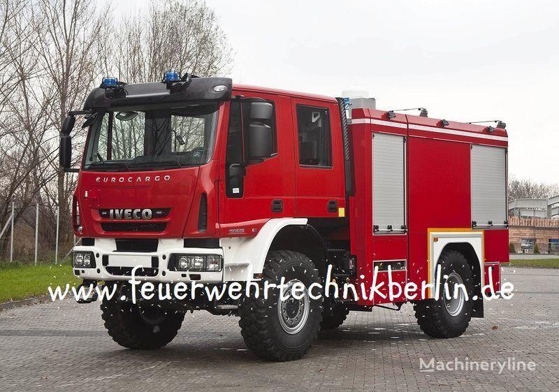 καινούριο πυροσβεστικό όχημα IVECO Eurocargo ML150E28 WS Fahrgestell.: 4x4 Neufahrzeug, Sofort Verf