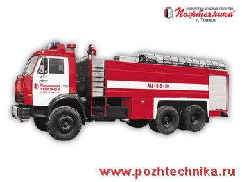 πυροσβεστικό όχημα KAMAZ AC-8,8-50