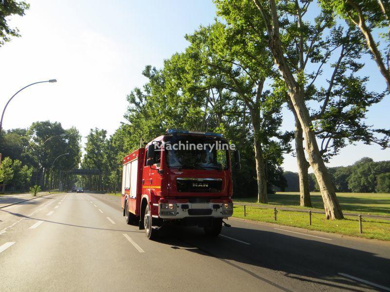 καινούριο πυροσβεστικό όχημα MAN 18.290