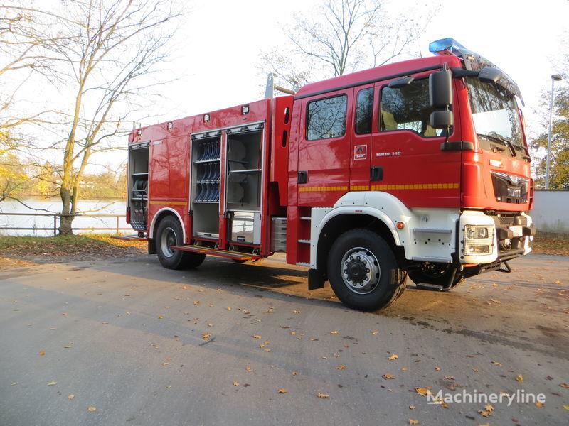 καινούριο πυροσβεστικό όχημα MAN TGM 18.340 TLF 6000 Neu/New
