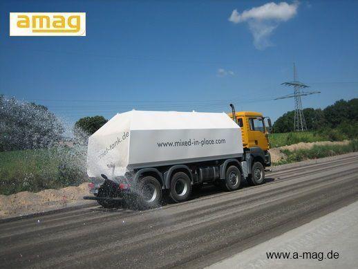 σάρωθρο MAN Wasserwagen MAN TGA 41.480 - 8x8