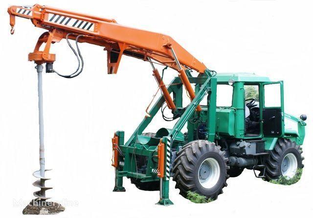 άλλο ειδικό όχημα HTZ Burilno-kranovaya mashina BKM-3U na baze traktorov HTZ 150K-09, H