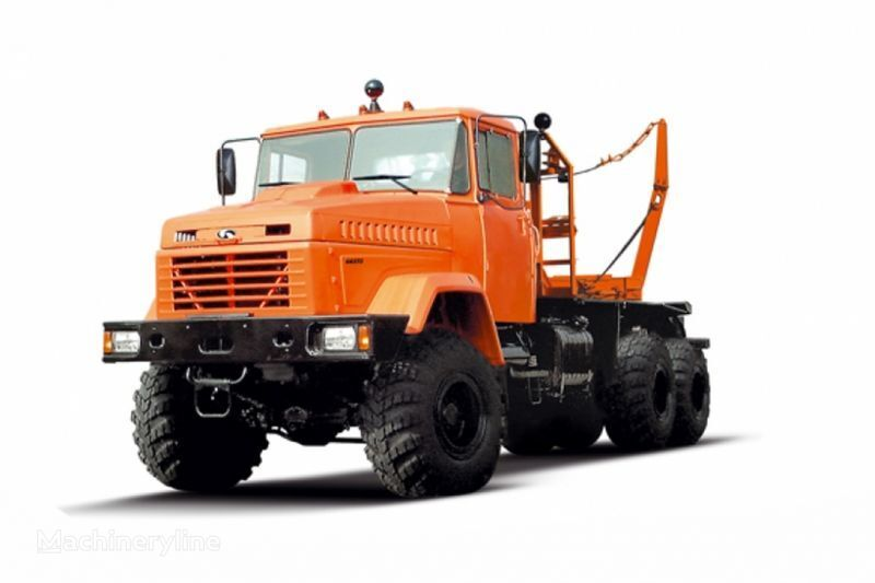 άλλο ειδικό όχημα KRAZ 64372 tip 1
