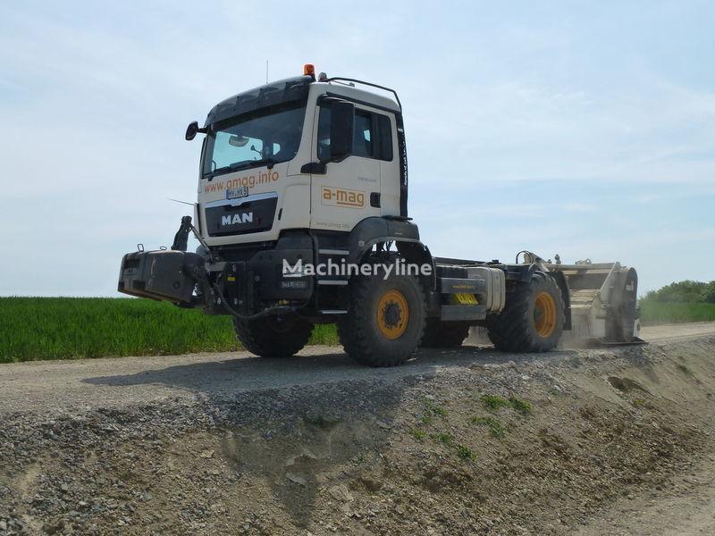 καινούριο ανακυκλωτής MAN TGS 18.480  - 4x4