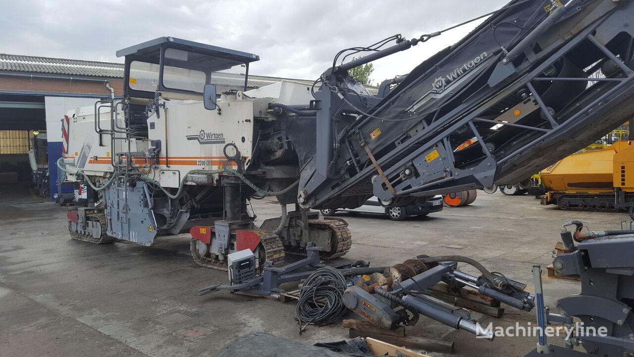ανακυκλωτής WIRTGEN W2200 CR