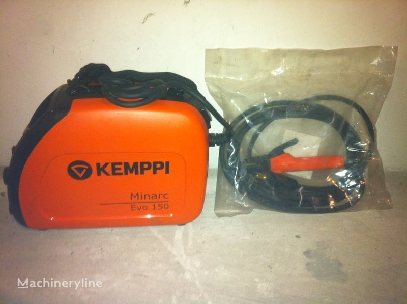 καινούριο εξοπλισμός συγκόλλησης KEMPPI