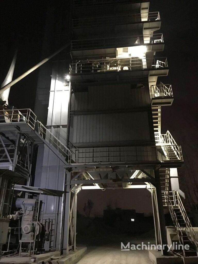 καινούριο εργοστάσιο ασφάλτου LT STC 1500